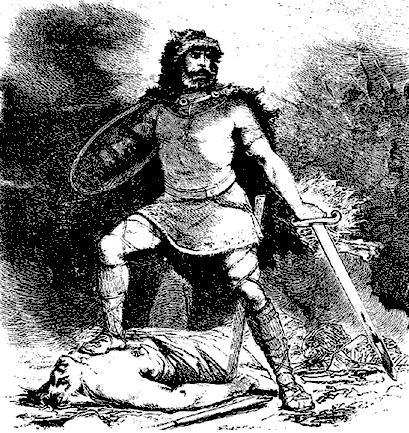 Altgermanischer Kriegsgott